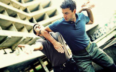 Israeli Ju-Jitsu e Krav Maga